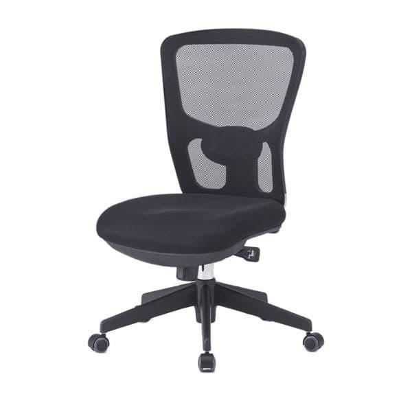TOKIO FCM-5Aオフィスチェア 肘なし W650×D623×H940~1010(SH430~500)mm FCM-5 [オフィスチェア 事務用チェア オフィス用品 オフィス用 オフィス家具 チェア 椅子 イス 事務椅子 デスクチェア パソコンチェア]