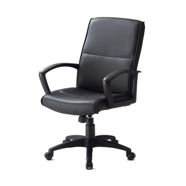 TOKIO FTX-3オフィスチェア ウレタンレザー W635×D720×H975~1095(SH445~565)mm FTX-3L [オフィスチェア 事務用チェア オフィス用品 オフィス用 オフィス家具 チェア 椅子 イス 事務椅子 デスクチェア パソコンチェア 高機能]