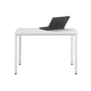 Garage パソコンデスク C2 幅120cm 奥行き45cm C2-124H 白 ホワイト [白色 デザインデスク PCテーブル PCデスク デスク 机 テーブル 事務デスク オフィスデスク ワークデスク パソコン用デスク オフィス用品 オフィス用 オフィス家具]