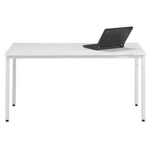Garage パソコンデスク C2 幅120cm 奥行き60cm C2-146H 白 ホワイト [白色 デザインデスク PCテーブル PCデスク デスク 机 テーブル 事務デスク オフィスデスク ワークデスク パソコン用デスク オフィス用品 オフィス用 オフィス家具]