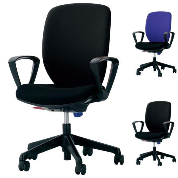 高級品市場 ライオン事務器 チェア オフィスチェアー(シルフィード) W580×D546×H895~1005(SH410~520)mm No.1276F [オフィスチェア No.1276F 事務用チェア オフィス家具 チェア 椅子 イス イス 事務椅子 デスクチェア パソコンチェア 高機能], 優遊ゆう:8d6af1c7 --- medicalcannabisclinic.com.au