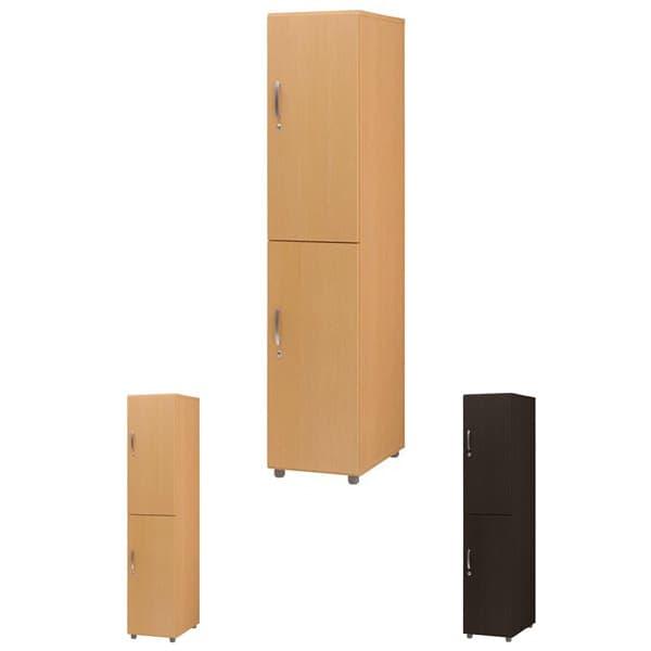 木製ロッカー 2人用 FJLW [ロッカー 本棚 収納家具 オフィス用品 オフィス用 オフィス家具 オフィス収納 会社 企業向け 施設用 木製 ハイテクウッド]