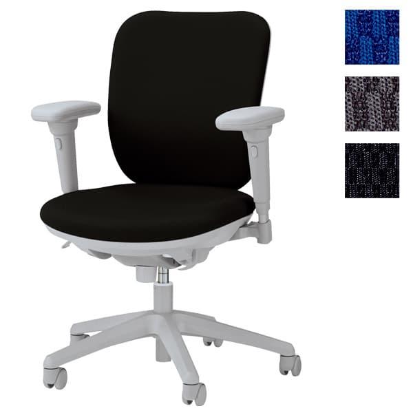 安いそれに目立つ ライオン事務器 オフィスチェアー セレーナ ワークチェア 可動肘付 No.2942FG [オフィスチェア 事務用チェア オフィス家具 高機能] デスクチェア チェア チェアー 椅子 イス 事務椅子 デスクチェア パソコンチェア 作業用チェア ワークチェア 作業チェア ワーキングチェア 高機能], バリ雑貨ココバリ(アジアン雑貨):6185ba20 --- business.personalco5.dominiotemporario.com