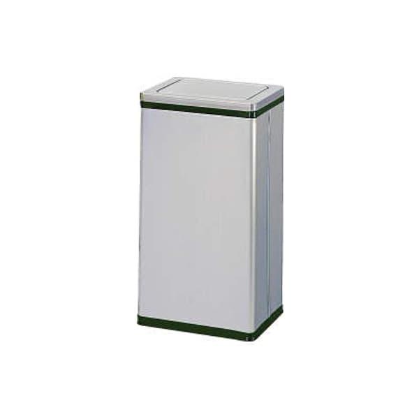 袋止め金具付きなのでポリ袋がスマートに納まります。 ライオン事務器 ダストボックス W329×D240×H600mm DB-20SLN 585-65 [収納家具 オフィス収納 ダストボックス ゴミ箱 ごみばこ クズ入れ 屑入れ くずいれ オフィスアクセサリー オフィス用品 オフィス用 オフィス家具]
