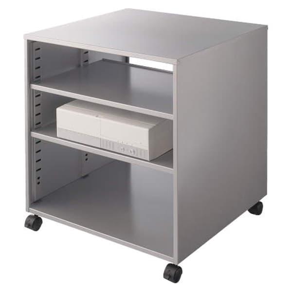 大きな取引 ライオン事務器 オフィス用 CPUワゴン(横型) オフィス家具 カロティア W572×D542×H620mm シルバーメタリック CO-CPU1 400-53 [キャビネット デスク デスク デスク収納 ワゴン 脇机 収納家具 オフィス収納 オフィス家具 オフィス用 オフィス用品], 大きいサイズの専門店グランバック:261b68f6 --- rosenbom.se