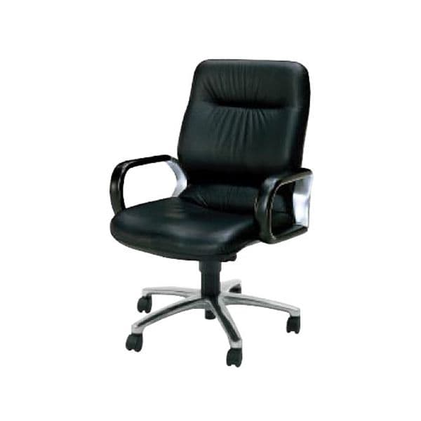 コクヨ(KOKUYO) エグゼクティブチェア オフィスチェア マネージメントチェアー350N CR-G350LDN3 [オフィスチェア エグゼクティブチェア 事務用チェア オフィス家具 チェア 椅子 イス 事務椅子 デスクチェア パソコンチェア]