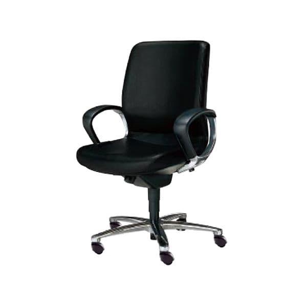 コクヨ(KOKUYO) エグゼクティブチェア オフィスチェア ダイナフィットチェアー2 CR-G676F6L4B6-VN [事務用チェア オフィス用品 オフィス用 オフィス家具 チェア 椅子 イス 事務椅子 デスクチェア パソコンチェア スタンダード 高機能]