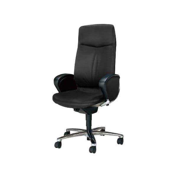 コクヨ(KOKUYO) エグゼクティブチェア オフィスチェア ダイナフィットチェアー2 CR-G687F6L4B6-WNN [事務用チェア オフィス用品 オフィス用 オフィス家具 チェア 椅子 イス 事務椅子 デスクチェア パソコンチェア スタンダード 高機能]