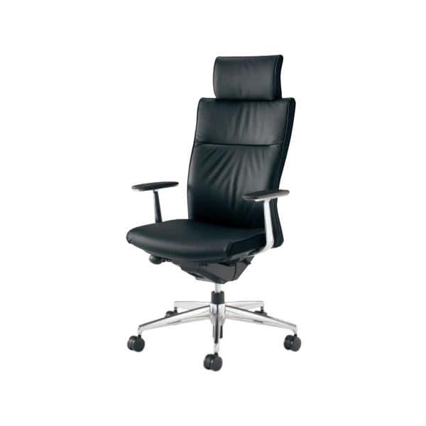 コクヨ(KOKUYO) エグゼクティブチェア オフィスチェア PUNTO(プント) CR-GA2445F6L7E6-V [事務用チェア オフィス家具 チェア 椅子 イス 事務椅子 デスクチェア パソコンチェア スタンダード 高機能 PUNTO プント]