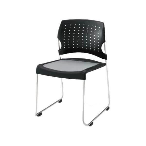 コクヨ(KOKUYO) ミーティングチェア Predo(プレド) CK-865GLB3 [会議イス 学校 体育館 公民館 チェア いす 椅子 集会場 業務用 会議用椅子 会議椅子 会議室 オフィス家具 オフィス用 オフィス用品 スタッキングチェア]