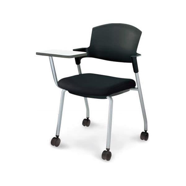 コクヨ(KOKUYO) ミーティングチェア Protty(プロッティ) CK-583CGRE6-W [会議イス 学校 体育館 公民館 チェア いす 椅子 集会場 業務用 会議用椅子 会議椅子 会議室 オフィス家具 オフィス用 オフィス用品 スタッキングチェア]
