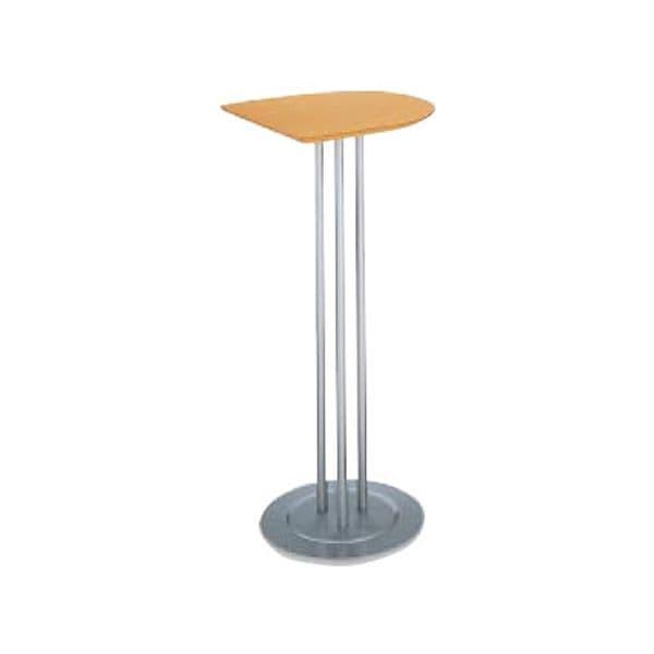 コクヨ(KOKUYO) ミーティングテーブル ATTESA(アテーザ) W450×D465×H1000mm LT-208YP16 [会議用テーブル 会議テーブル 会議用デスク 会議デスク 休憩室 食堂 オフィス用 会議室 ワーキングテーブル 作業テーブル 作業机 テーブル]