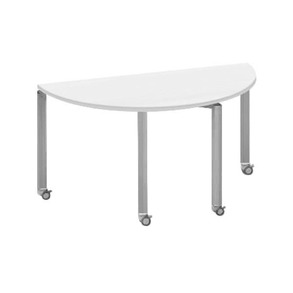 コクヨ(KOKUYO) テーブル ワークフィット W1400×D700×H720mm SD-WFTC14HP81MAW【別途 組立費必須】 [ワーキングテーブル ワークテーブル テーブル ミーティングテーブル 長方形 オフィス家具 会議テーブル 会議用テーブル 会議机 オフィステーブル]