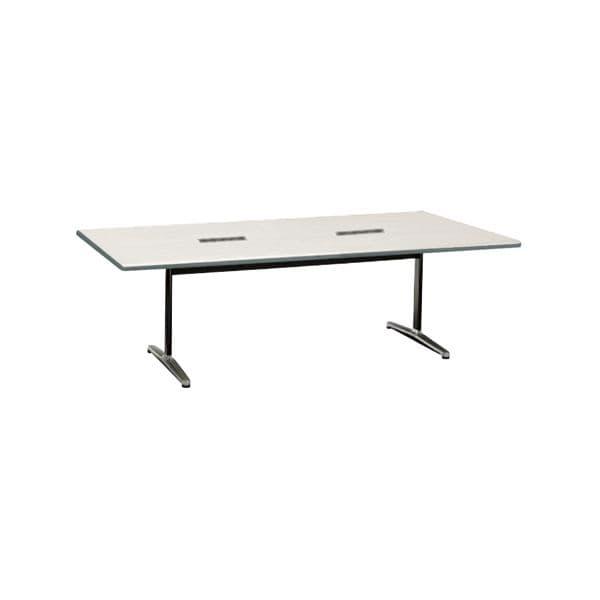 コクヨ(KOKUYO) 長方形テーブル MT-110シリーズ W2000×D1000×H700mm MT-111WF1N [ワーキングテーブル ワークテーブル テーブル ミーティングテーブル 長方形 オフィス家具 会議テーブル 会議用テーブル 会議机]