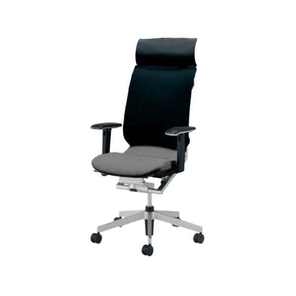 コクヨ(KOKUYO) エグゼクティブチェア オフィスチェア AGATA(アガタ) CR-G1263U1M-W [オフィスチェア エグゼクティブチェア 事務用チェア オフィス家具 チェア 椅子 イス 事務椅子 デスクチェア パソコンチェア]