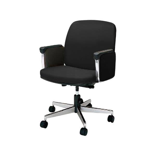 コクヨ(KOKUYO) エグゼクティブチェア オフィスチェア 事務用回転イス20 CR-MP27-W [オフィスチェア エグゼクティブチェア 事務用チェア オフィス用品 オフィス用 オフィス家具 チェア 椅子 イス 事務椅子 デスクチェア パソコンチェア]