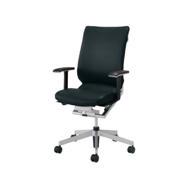 コクヨ(KOKUYO) エグゼクティブチェア オフィスチェア AGATA(アガタ) CR-G1251U1M-W [オフィスチェア エグゼクティブチェア 事務用チェア オフィス家具 チェア 椅子 イス 事務椅子 デスクチェア パソコンチェア]