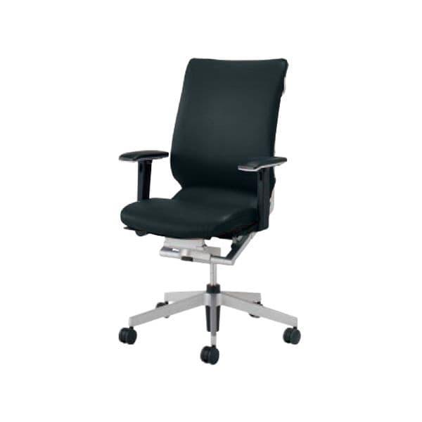 コクヨ(KOKUYO) エグゼクティブチェア オフィスチェア AGATA(アガタ) CR-G1261U1M-W [オフィスチェア エグゼクティブチェア 事務用チェア オフィス家具 チェア 椅子 イス 事務椅子 デスクチェア パソコンチェア]