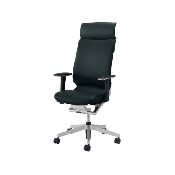 コクヨ(KOKUYO) エグゼクティブチェア オフィスチェア AGATA(アガタ) CR-G1263U1M-V [オフィスチェア エグゼクティブチェア 事務用チェア オフィス家具 チェア 椅子 イス 事務椅子 デスクチェア パソコンチェア]