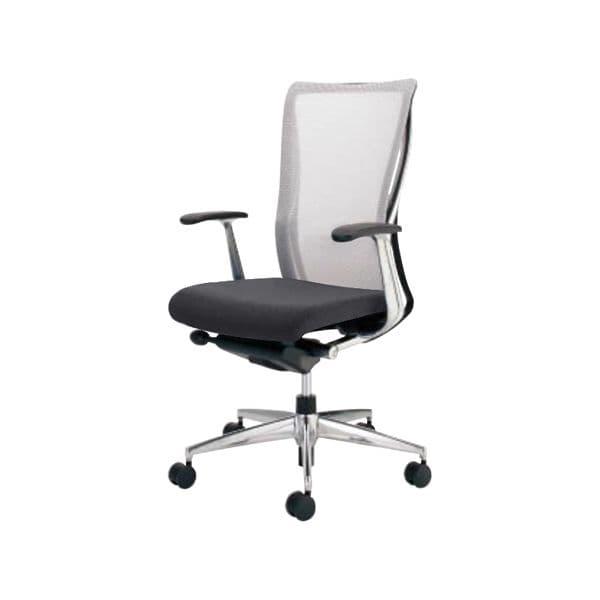 コクヨ(KOKUYO) エグゼクティブチェア オフィスチェア FOSTER(フォスター) CR-G2051E2-W [事務用チェア オフィス家具 チェア 椅子 イス 事務椅子 デスクチェア パソコンチェア スタンダード 高機能 FOSTER フォスター]