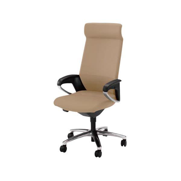 コクヨ(KOKUYO) エグゼクティブチェア オフィスチェア Philosophy(フィロソフィー) CR-G383AP-W [オフィスチェア エグゼクティブチェア 事務用チェア オフィス家具 チェア 椅子 イス 事務椅子 デスクチェア パソコンチェア]