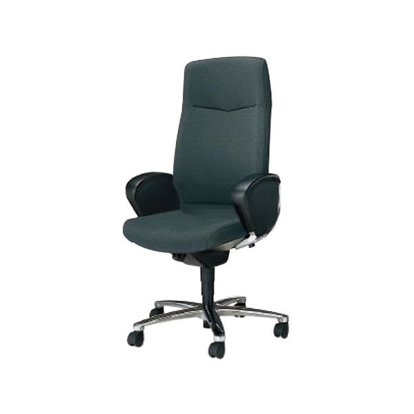 コクヨ(KOKUYO) エグゼクティブチェア オフィスチェア ダイナフィットチェアー2 CR-G687F6-WN3 [事務用チェア オフィス用品 オフィス用 オフィス家具 チェア 椅子 イス 事務椅子 デスクチェア パソコンチェア スタンダード 高機能]