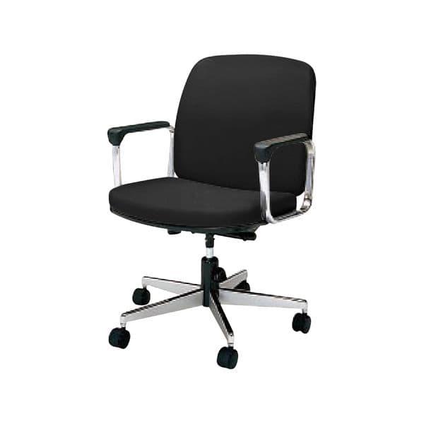 コクヨ(KOKUYO) オフィスチェア 事務用回転イス20 CR-MP26-W [オフィスチェア エグゼクティブチェア 事務用チェア オフィス用品 オフィス用 オフィス家具 チェア 椅子 イス 事務椅子 デスクチェア パソコンチェア]