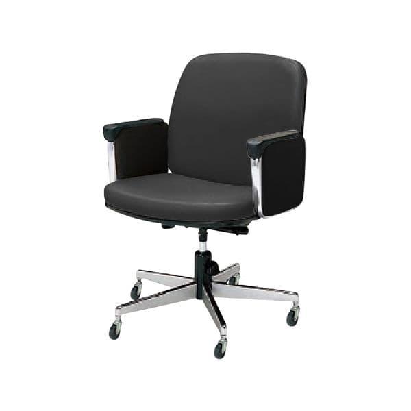 コクヨ(KOKUYO) オフィスチェア 事務用回転イス20 CR-MP27-VN [オフィスチェア エグゼクティブチェア 事務用チェア オフィス用品 オフィス用 オフィス家具 チェア 椅子 イス 事務椅子 デスクチェア パソコンチェア]
