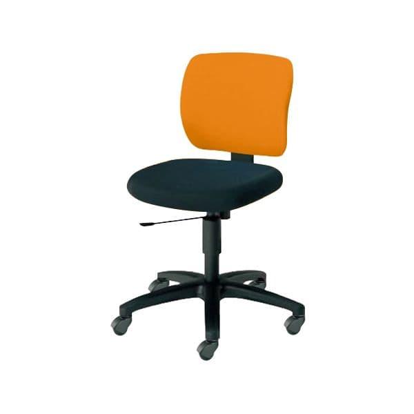 コクヨ(KOKUYO) オフィスチェア ローバック EAZA(イーザ) CR-G182F6C-V [事務用チェア オフィス用品 オフィス用 オフィス家具 チェア 椅子 イス 事務椅子 デスクチェア パソコンチェア スタンダード 高機能 EAZA イーザ]