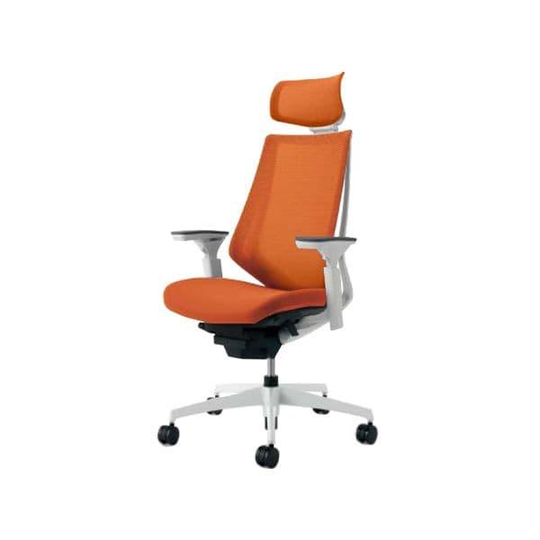【超特価SALE開催!】 コクヨ(KOKUYO) オフィスチェア エクストラハイバック Duora(デュオラ) パソコンチェア ナイロンキャスター デュオラ] CR-GW3015E1-W [事務用チェア スタンダード オフィス家具 チェア 椅子 イス 事務椅子 デスクチェア パソコンチェア スタンダード 高機能 DUORA デュオラ], 九州うまいもん屋 芋蔵:51c94517 --- supercanaltv.zonalivresh.dominiotemporario.com