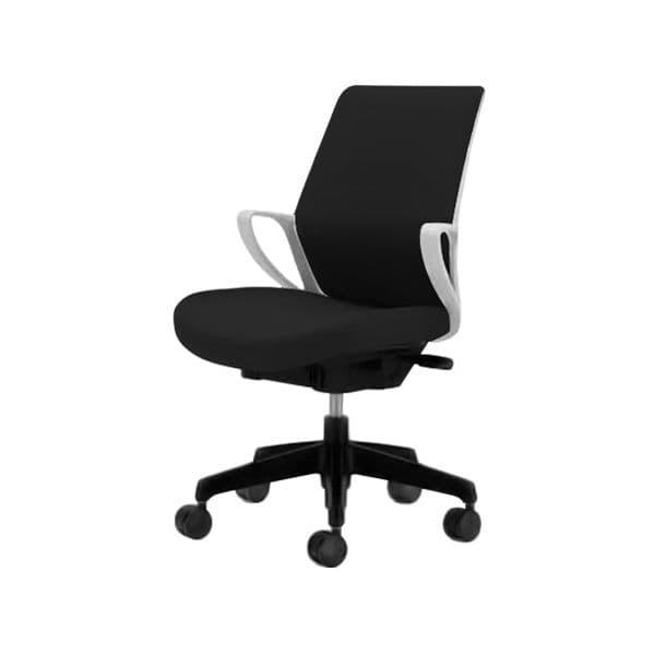 経典ブランド コクヨ(KOKUYO) 高機能 オフィスチェア ミドルバック picora(ピコラ) CR-G530E1-W [事務用チェア デスクチェア picora(ピコラ) オフィス用品 オフィス用 オフィス家具 チェア 椅子 イス 事務椅子 デスクチェア パソコンチェア スタンダード 高機能 PICORA ピコラ], OAマウス:6820571a --- supercanaltv.zonalivresh.dominiotemporario.com