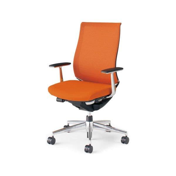 コクヨ(KOKUYO) オフィスチェア ハイバック Bezel(ベゼル) CR-A2841E6 [事務用チェア オフィス用品 オフィス用 オフィス家具 チェア 椅子 イス 事務椅子 デスクチェア パソコンチェア スタンダード 高機能 BEZEL ベゼル]