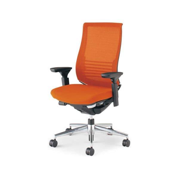 コクヨ(KOKUYO) オフィスチェア ハイバック Bezel(ベゼル) CR-A2833E6 [事務用チェア オフィス用品 オフィス用 オフィス家具 チェア 椅子 イス 事務椅子 デスクチェア パソコンチェア スタンダード 高機能 BEZEL ベゼル]