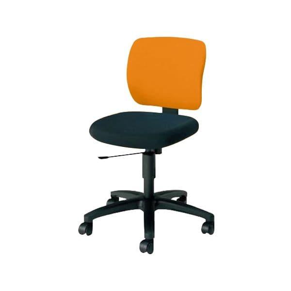 コクヨ(KOKUYO) オフィスチェア ローバック EAZA(イーザ) CR-G182F6C-W [事務用チェア オフィス用品 オフィス用 オフィス家具 チェア 椅子 イス 事務椅子 デスクチェア パソコンチェア スタンダード 高機能 EAZA イーザ]