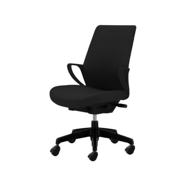 コクヨ(KOKUYO) オフィスチェア ハイバック picora(ピコラ) CR-G532E6-V [事務用チェア オフィス用品 オフィス用 オフィス家具 チェア 椅子 イス 事務椅子 デスクチェア パソコンチェア スタンダード 高機能 PICORA ピコラ]