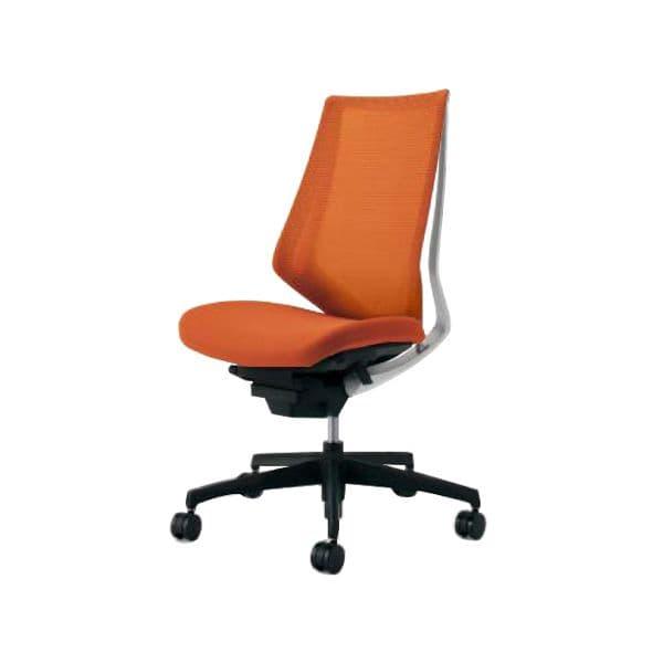 コクヨ(KOKUYO) オフィスチェア ハイバック Duora(デュオラ) ナイロンキャスター CR-G3000E1-W [事務用チェア オフィス家具 チェア 椅子 イス 事務椅子 デスクチェア パソコンチェア スタンダード 高機能 DUORA デュオラ]