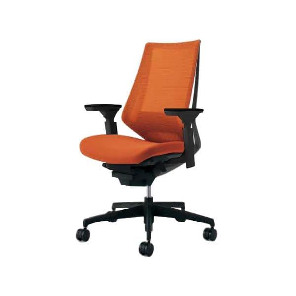 コクヨ(KOKUYO) オフィスチェア ハイバック Duora(デュオラ) ポリウレタン巻きキャスター CR-G3031E6-V [事務用チェア オフィス家具 チェア 椅子 イス 事務椅子 デスクチェア パソコンチェア スタンダード 高機能 DUORA デュオラ]