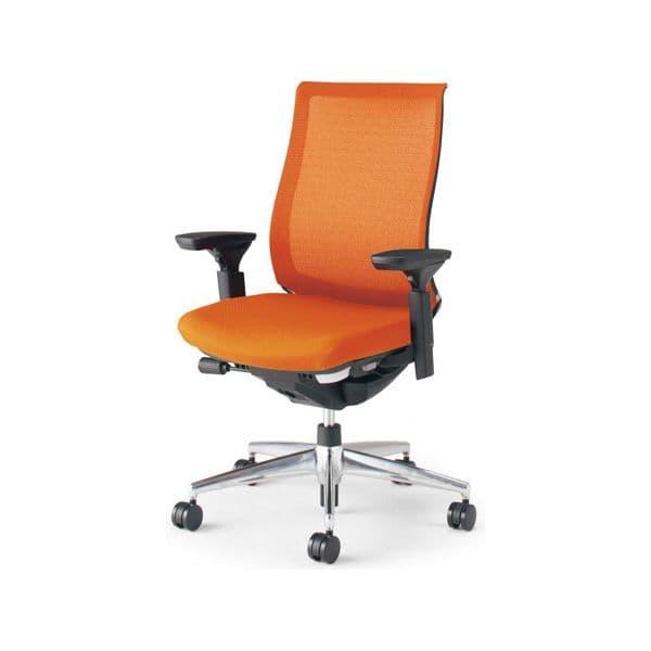 コクヨ(KOKUYO) オフィスチェア ハイバック Bezel(ベゼル) CR-A2811E6 [事務用チェア オフィス用品 オフィス用 オフィス家具 チェア 椅子 イス 事務椅子 デスクチェア パソコンチェア スタンダード 高機能 BEZEL ベゼル]