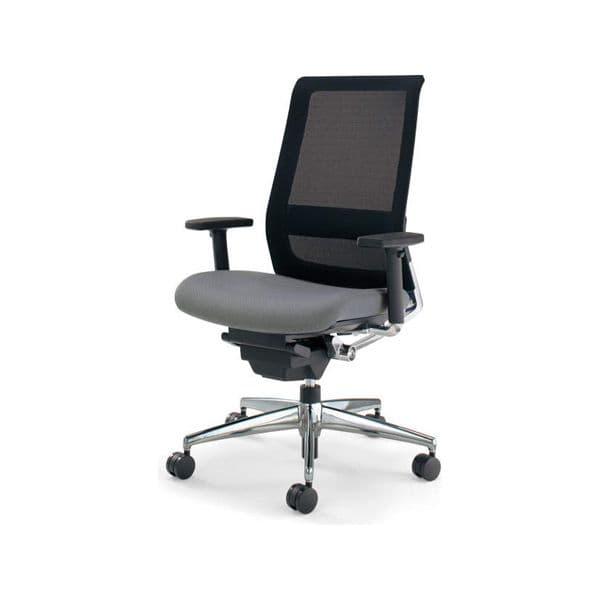 コクヨ(KOKUYO) オフィスチェア ハイバック AIRFORT(エアフォート) CR-GA2341 [事務用チェア オフィス用品 オフィス用 オフィス家具 チェア 椅子 イス 事務椅子 デスクチェア パソコンチェア スタンダード 高機能]