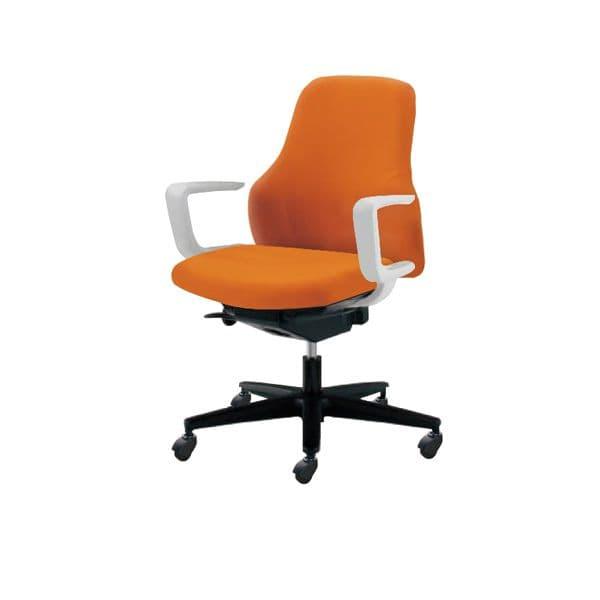 コクヨ(KOKUYO) オフィスチェア ローバック Gufo(グーフォ) CR-G2701E1-VN [いす 事務用チェア オフィス用品 オフィス用 オフィス家具 チェア 椅子 イス 事務椅子 デスクチェア パソコンチェア スタンダード 高機能]
