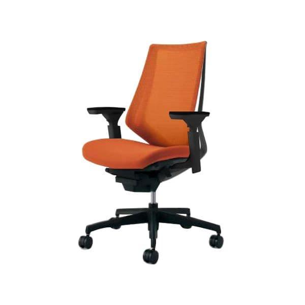 コクヨ(KOKUYO) オフィスチェア ハイバック Duora(デュオラ) ナイロンキャスター CR-G3011E6-W [事務用チェア オフィス家具 チェア 椅子 イス 事務椅子 デスクチェア パソコンチェア スタンダード 高機能 DUORA デュオラ]