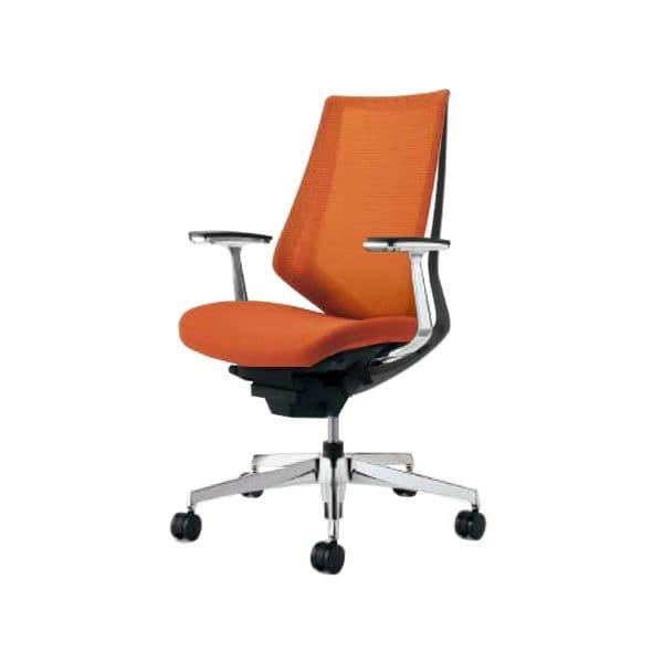 コクヨ(KOKUYO) オフィスチェア ハイバック Duora(デュオラ) ナイロンキャスター CR-GA3041E6-W [事務用チェア オフィス家具 チェア 椅子 イス 事務椅子 デスクチェア パソコンチェア スタンダード 高機能 DUORA デュオラ]