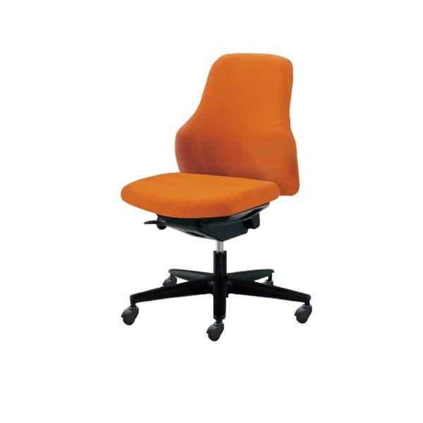 コクヨ(KOKUYO) オフィスチェア ローバック Gufo(グーフォ) CR-G2700E1-VN [いす 事務用チェア オフィス用品 オフィス用 オフィス家具 チェア 椅子 イス 事務椅子 デスクチェア パソコンチェア スタンダード 高機能]