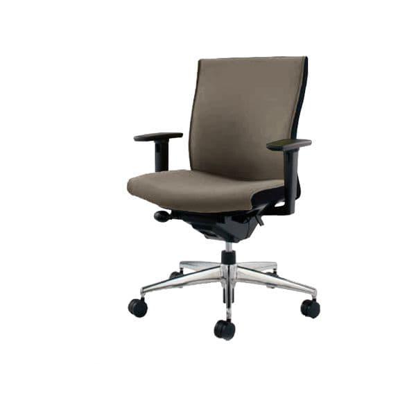 コクヨ(KOKUYO) オフィスチェア ローバック PUNTO(プント) CR-GA2411F6-V_01 [事務用チェア オフィス用品 オフィス用 オフィス家具 チェア 椅子 イス 事務椅子 デスクチェア パソコンチェア スタンダード 高機能 PUNTO プント]