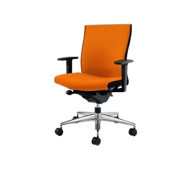コクヨ(KOKUYO) オフィスチェア ローバック PUNTO(プント) CR-GA2411F6-V_02 [事務用チェア オフィス用品 オフィス用 オフィス家具 チェア 椅子 イス 事務椅子 デスクチェア パソコンチェア スタンダード 高機能 PUNTO プント]