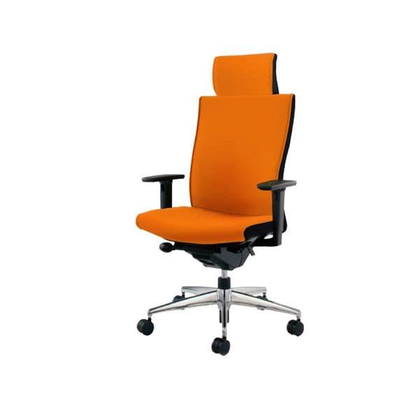 コクヨ(KOKUYO) オフィスチェア エクストラハイバック PUNTO(プント) CR-GA2415F6-V_02 [事務用チェア オフィス家具 チェア 椅子 イス 事務椅子 デスクチェア パソコンチェア スタンダード 高機能 PUNTO プント]