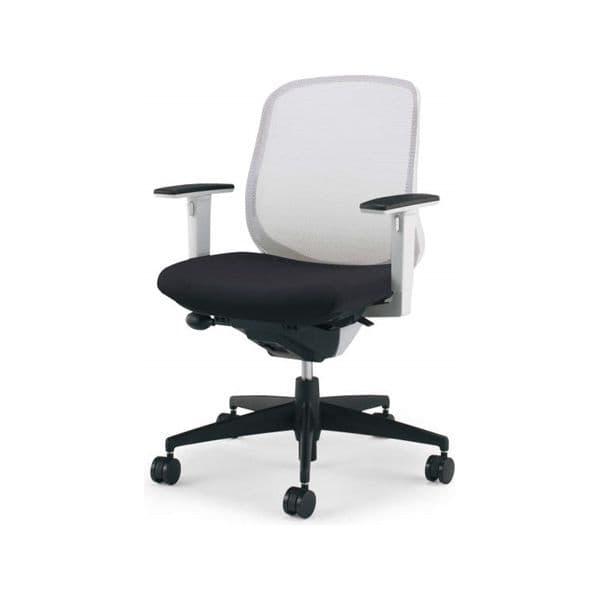 コクヨ(KOKUYO) オフィスチェア ローバック Scirocco(シロッコ) CR-G2611E1C [事務用チェア オフィス用品 オフィス用 オフィス家具 チェア 椅子 イス 事務椅子 デスクチェア パソコンチェア スタンダード 高機能 SCIROCCO シロッコ]
