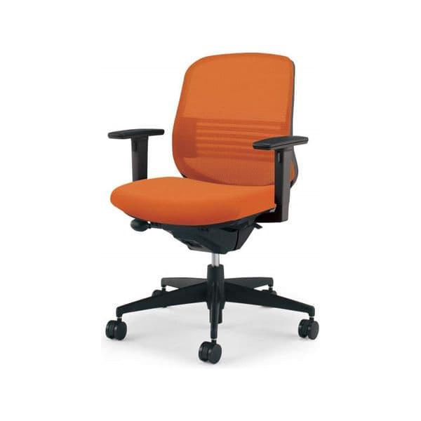 コクヨ(KOKUYO) オフィスチェア ローバック Scirocco(シロッコ) CR-G2631F6 [事務用チェア オフィス用品 オフィス用 オフィス家具 チェア 椅子 イス 事務椅子 デスクチェア パソコンチェア スタンダード 高機能 SCIROCCO シロッコ]