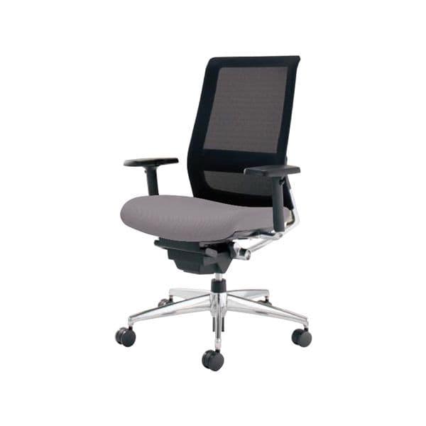 コクヨ(KOKUYO) オフィスチェア ハイバック AIRFORT(エアフォート) CR-GA2351-V [事務用チェア オフィス用品 オフィス用 オフィス家具 チェア 椅子 イス 事務椅子 デスクチェア パソコンチェア スタンダード 高機能]