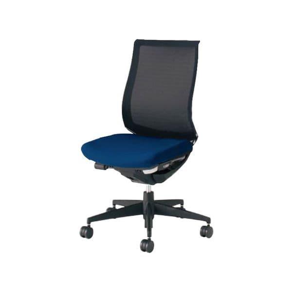 コクヨ(KOKUYO) オフィスチェア ハイバック Bezel(ベゼル) CR-2800E6C-V [事務用チェア オフィス用品 オフィス用 オフィス家具 チェア 椅子 イス 事務椅子 デスクチェア パソコンチェア スタンダード 高機能 BEZEL ベゼル]
